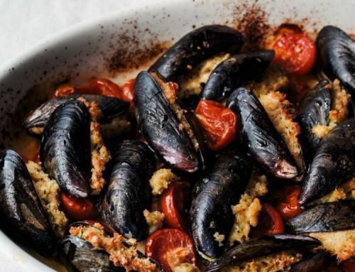 Recipe: Cozze Ripene (Stuffed Mussels) Salento Style