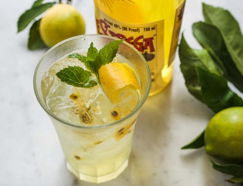 Recipe: Witch on the Beach Cocktail with Liquore Strega