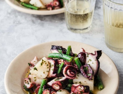 Recipe: Insalata di Polpo con Le Patate (Octopus and Potato Salad)